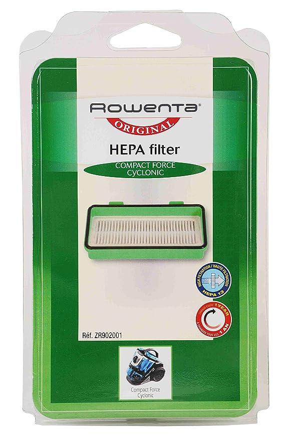 Amazon.com: Rowenta ZR902001 HEPA 13 Filtro para todos los ...