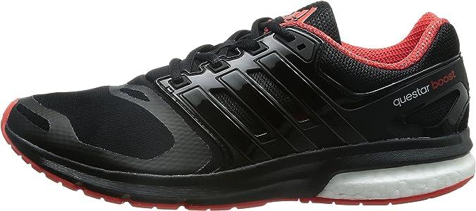 adidas Questar Boost Techfit unidad – Zapatillas para mujer, hombre, negro: Amazon.es: Deportes y aire libre