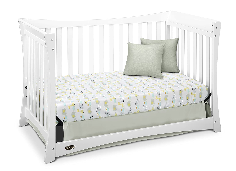 Amazon.com: Graco Tatum Convertible Crib, Cuna, Blanco: Baby