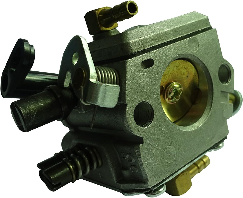 DCSPARES Carburador para Oleo Mac 947 952 sustituye a ZAMA C3-E8 C3-E9: Amazon.es: Jardín