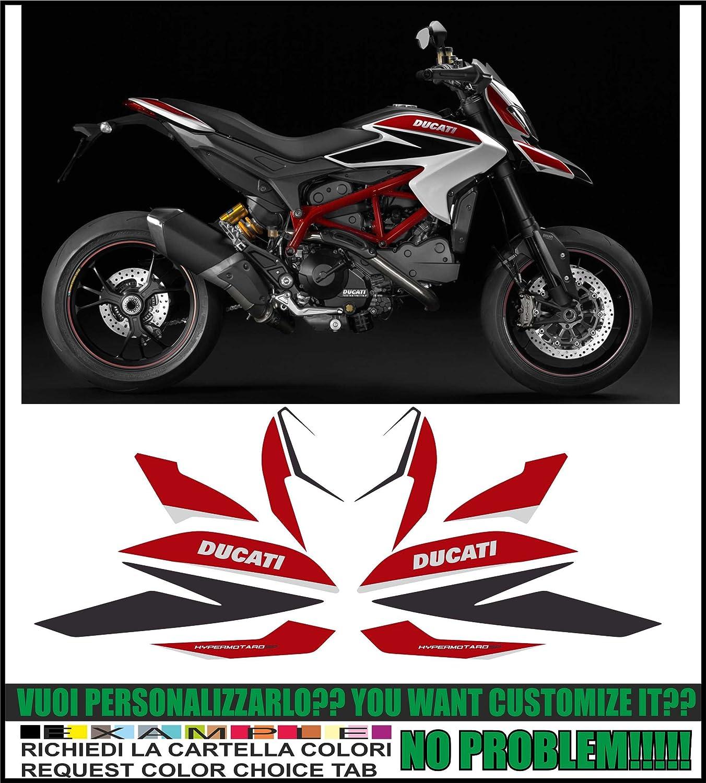 GRAPICHSMOTO Kit adesivi Decal stikers Ducati Hypermotard 821 SP 2013 2014