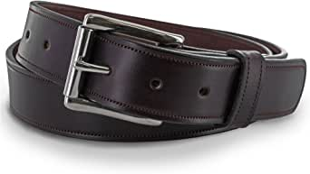 """Hanks Canyon Belt - 1.5"""" Solid Leather Belt for Men - USA Made - 100 Year Warranty"""