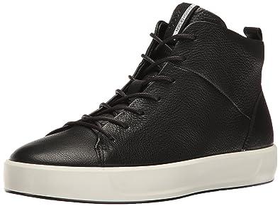 a692cbeffa15d0 ECCO Women s Soft 8 High-Top Fashion Sneaker