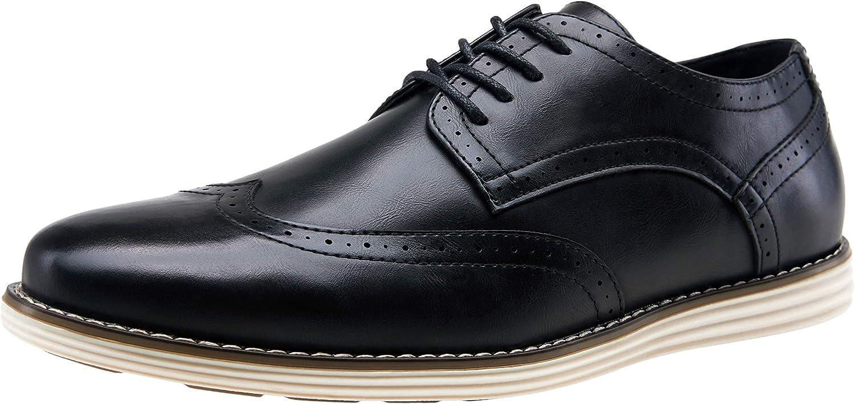VOSTEY Men's Dress Shoes Casual Oxford
