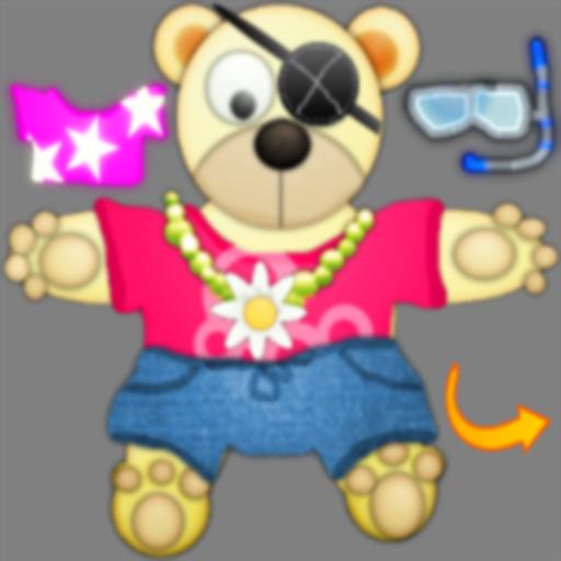 Teddy Bear Dress Up (Bling Teddy)