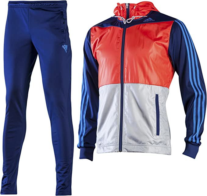 adidas Rendimiento Hombre TS Young Kn OC Chándal Completo, Color ...