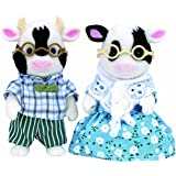 Sylvanian Families Friesian Cow Grandparents