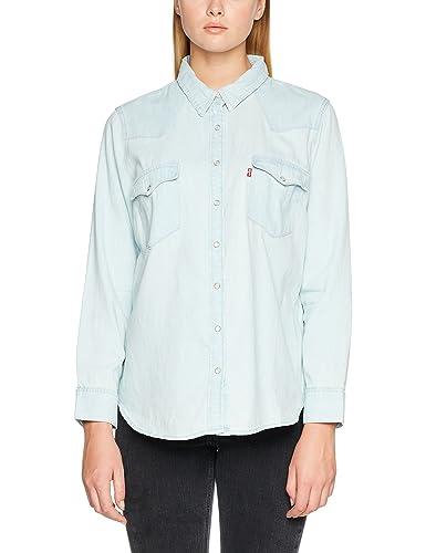 Levi'S Western Plus - Blusa para Mujer