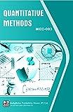 MEC-003 Quantitative Methods