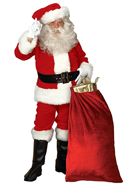Amazon.com: Rubies Costume CO - Traje de Papá Noel Imperial ...