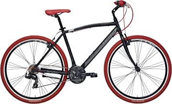 Adriatica - Bicicleta híbrida Boxter RT de hombre con cuadro de ...