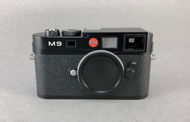 Leica ミラーレス一眼 ライカM9 ボディ 1800万画素 ブラックペイント 10704 (レンズ別売)   B004125J7W
