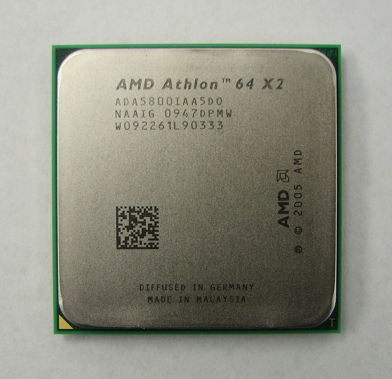 Original AMD Athlon 64 X2 5800 3 GHz Dual-Core Processor CPU