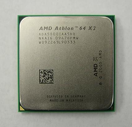 драйвер процессора amd athlon x2 dual