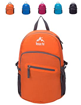d4c1acf9e09 Image Unavailable. Image not available for. Colour  Venture Pal 20L Ultralight  Lightweight Packable Foldable Waterproof Travel Camping Hiking Outdoor  Sports ...