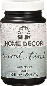 FolkArt Home Decor Wood Tint (8 Ounce), Cascade