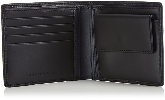 Tommy Hilfiger Gerrard L SLG CC and Coin Pocket - Monedero ...