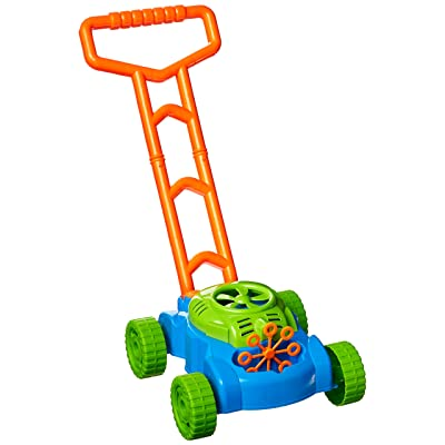 UPD Bubble Storm - Bubble Mower W/ 4oz Bubble: Toys & Games