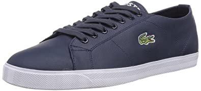 1c79f831805f Lacoste Mens MARCEL LCR Low-Top Trainer