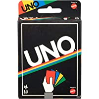 UNO Card Game - Retro Edition by Mattel