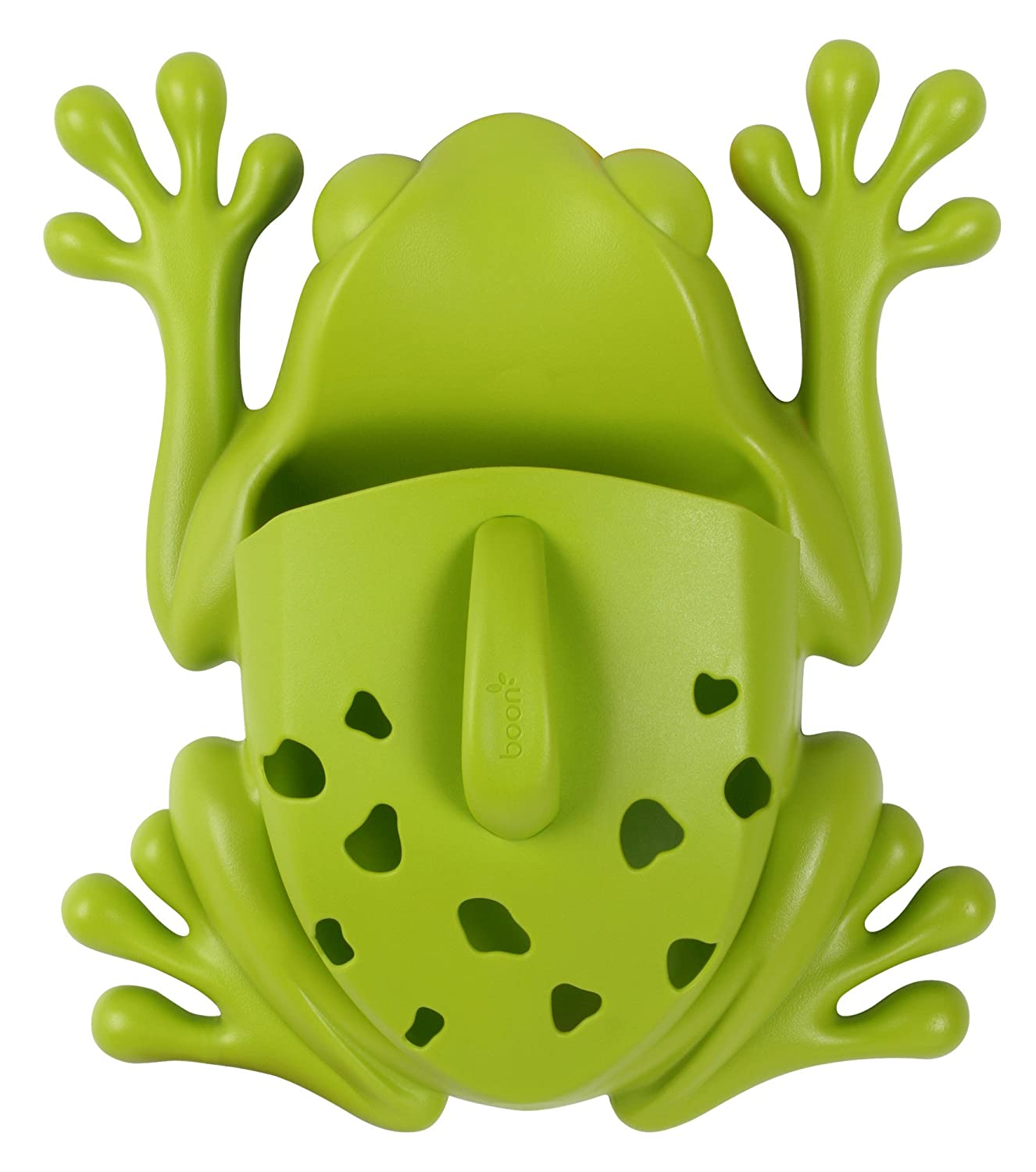 Amazon.com : Boon Frog Pod Bath Toy Scoop, Green (Discontinued by ...