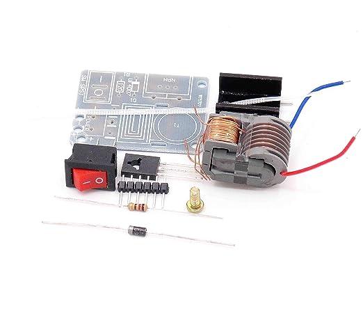 15KV High Frequency Voltage Inverter Voltage Coil Arc Generator Step up BooNDHH$