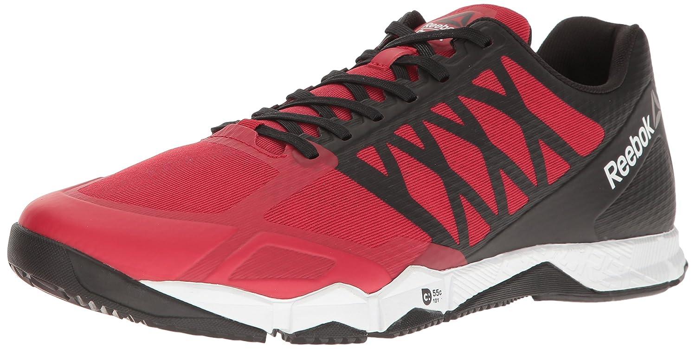 Reebok Men's Crossfit Speed TR Cross-Trainer Shoe B01HFPC03C 11 D(M) US|Excellent Red/Black/White/Pewter