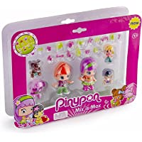 Pinypon Muñeca Babies and Figures, Set