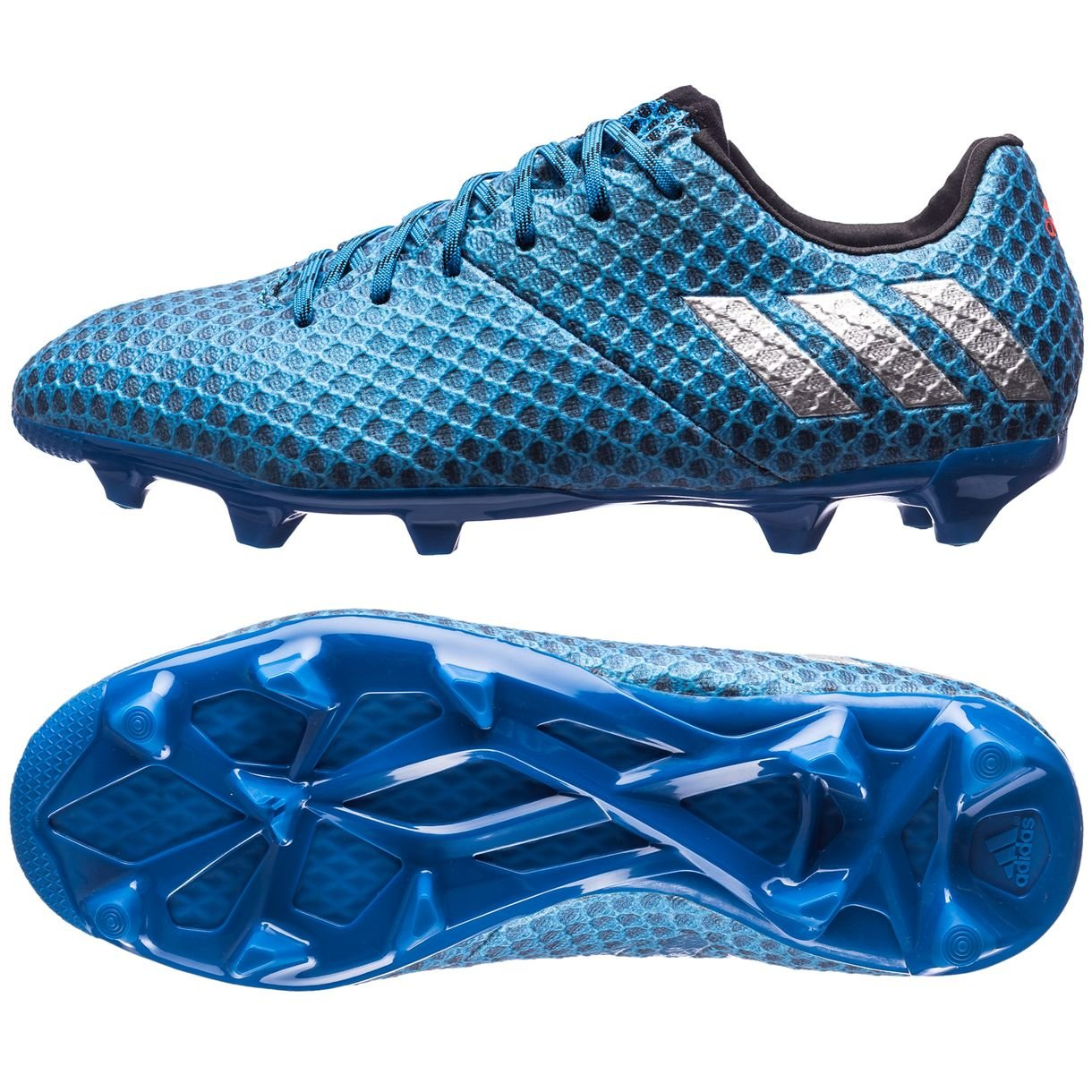 Adidas MESSI 16.1 Youth Firm Ground Cleats [SHOBLU] (6)