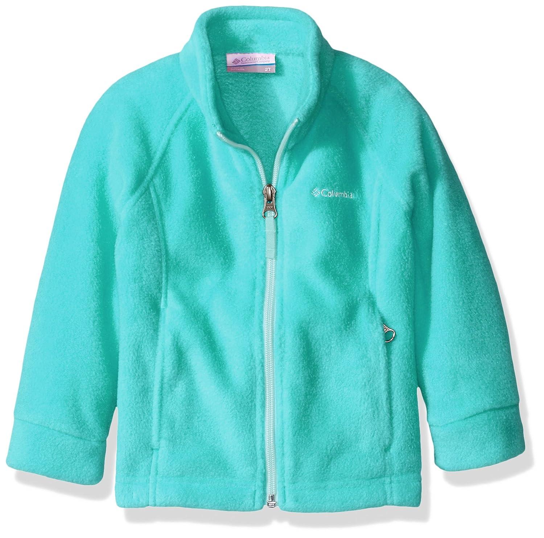 0b9e907e3 Amazon.com  Columbia Girls  Benton Springs Fleece Jacket  Clothing