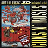 Appetite for Democracy 3D: Live at the Hard Rock Casino - Las Vegas (Blu-ray 3D + 2cd Tirage Limité)