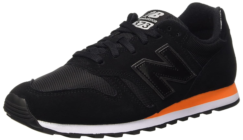 New Balance 373, Zapatillas Hombre 42 EU|Negro (Black 001)