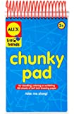 """ALEX Toys Little Hands My Chunky Pad Thick 6""""x9"""" 150 Sheets"""