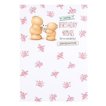 Hallmark Birthday Card For Grandmother Wishes