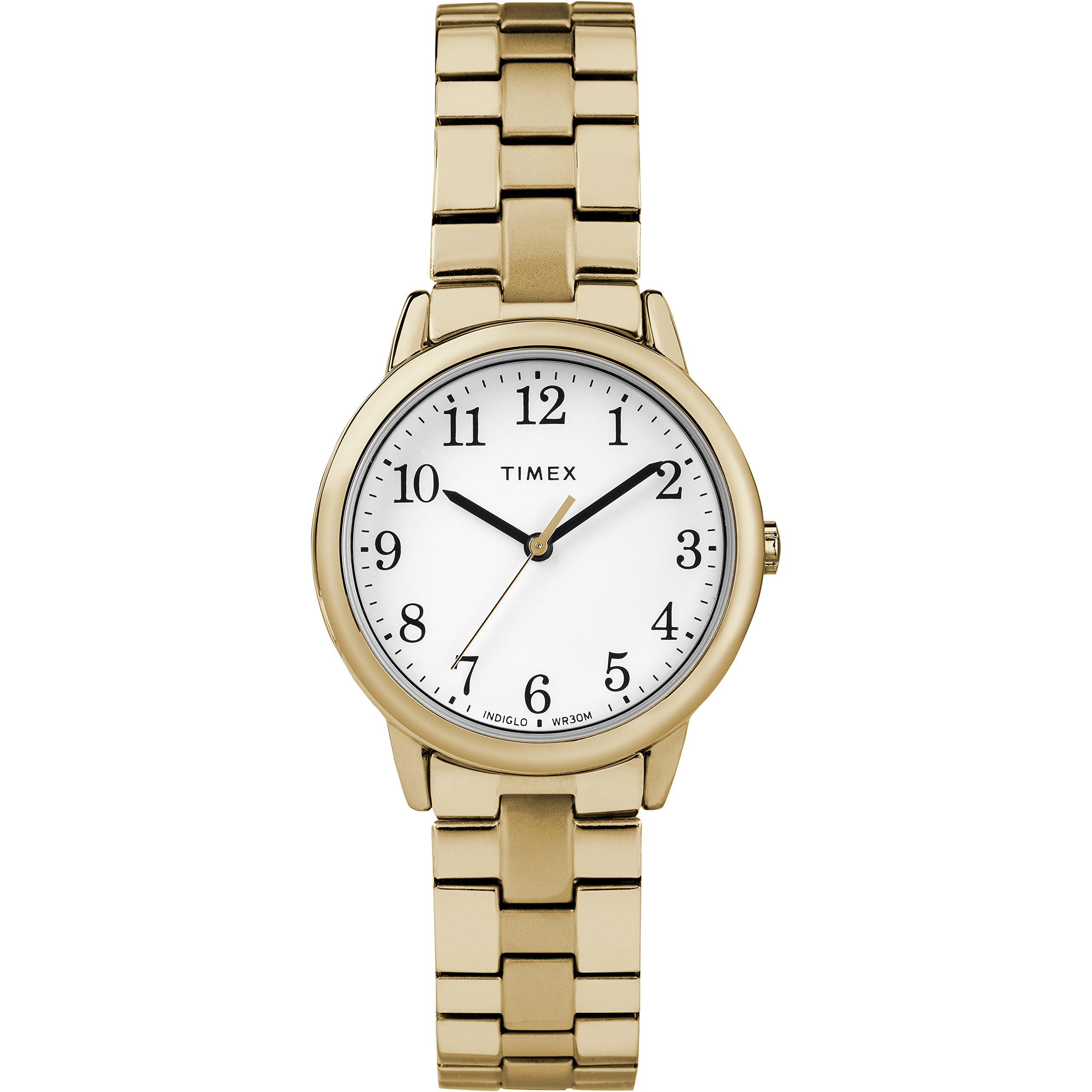 Timex Women's Easy Reader Expansion Band 30mm Watch