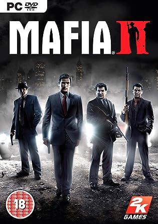 Mafia 2 pc dvd-ის სურათის შედეგი