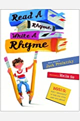 Read a Rhyme, Write a Rhyme Kindle Edition