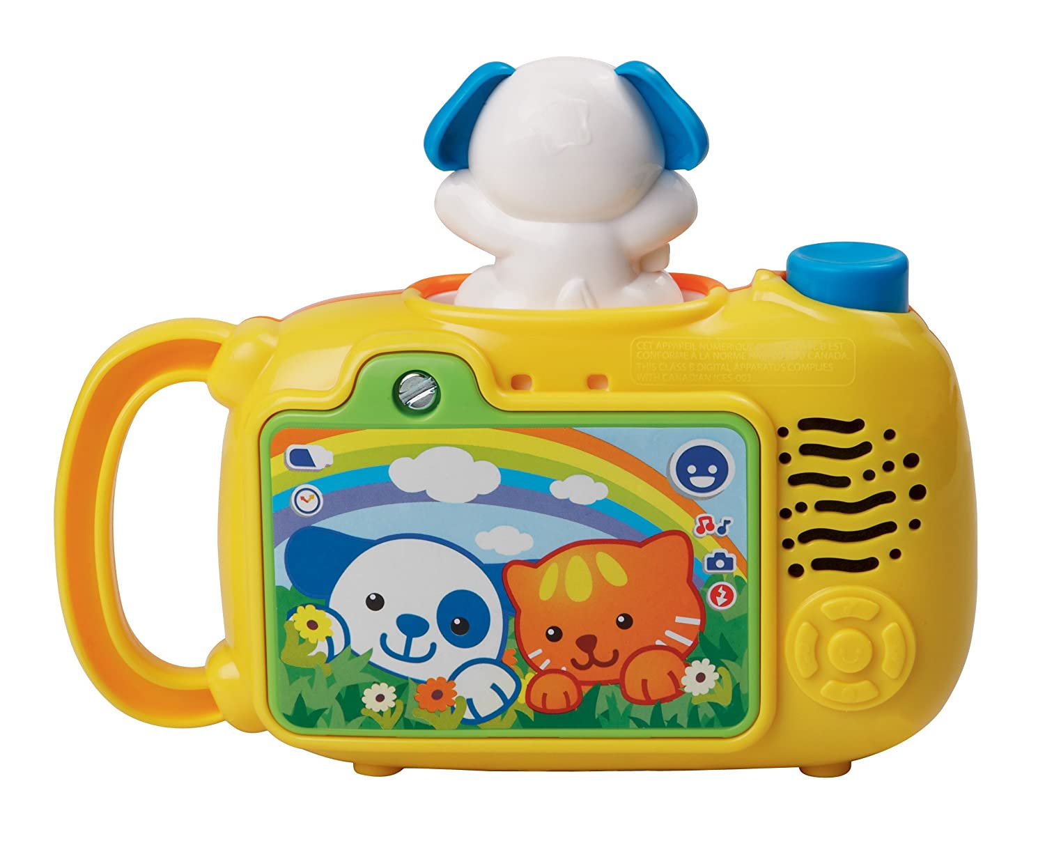 Amazon.com: VTech Snap and Surprise Camera: Toys & Games