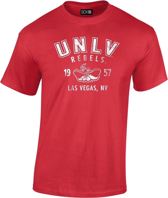 SDI NCAA Unisex-Adult Pre Shrunk Short Sleeve Tee