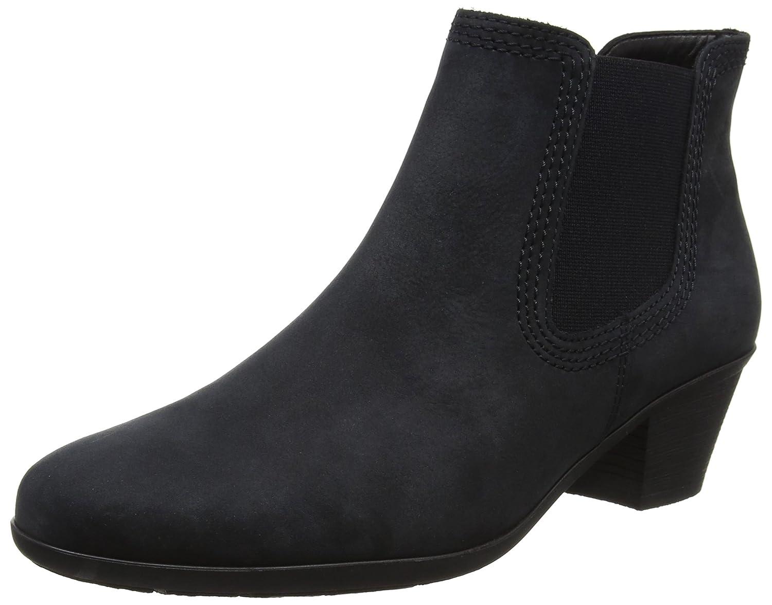 Gabor Shoes Gabor Casual, Botas para Mujer40 EU|Azul (16 Ocean)