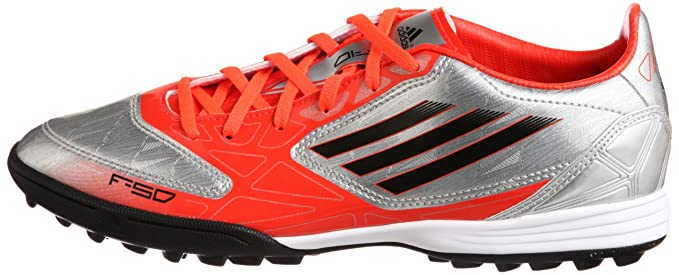adidas F10TRX TF Argent v21334: Taille 42, Homme, Silber