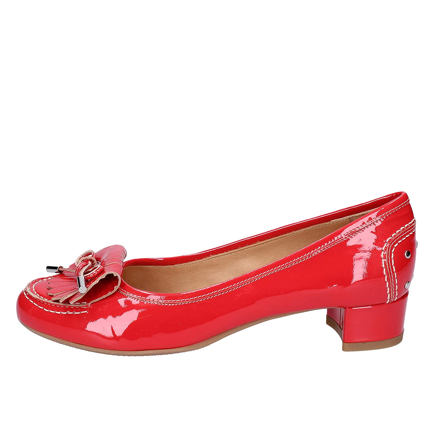 - CALPIERRE Flats-shoes Womens Red