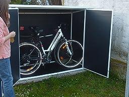 keter 6016 bike und more anthrazit aus hochwertigem. Black Bedroom Furniture Sets. Home Design Ideas