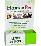 HomeoPet Dog & Cat Leaks No More