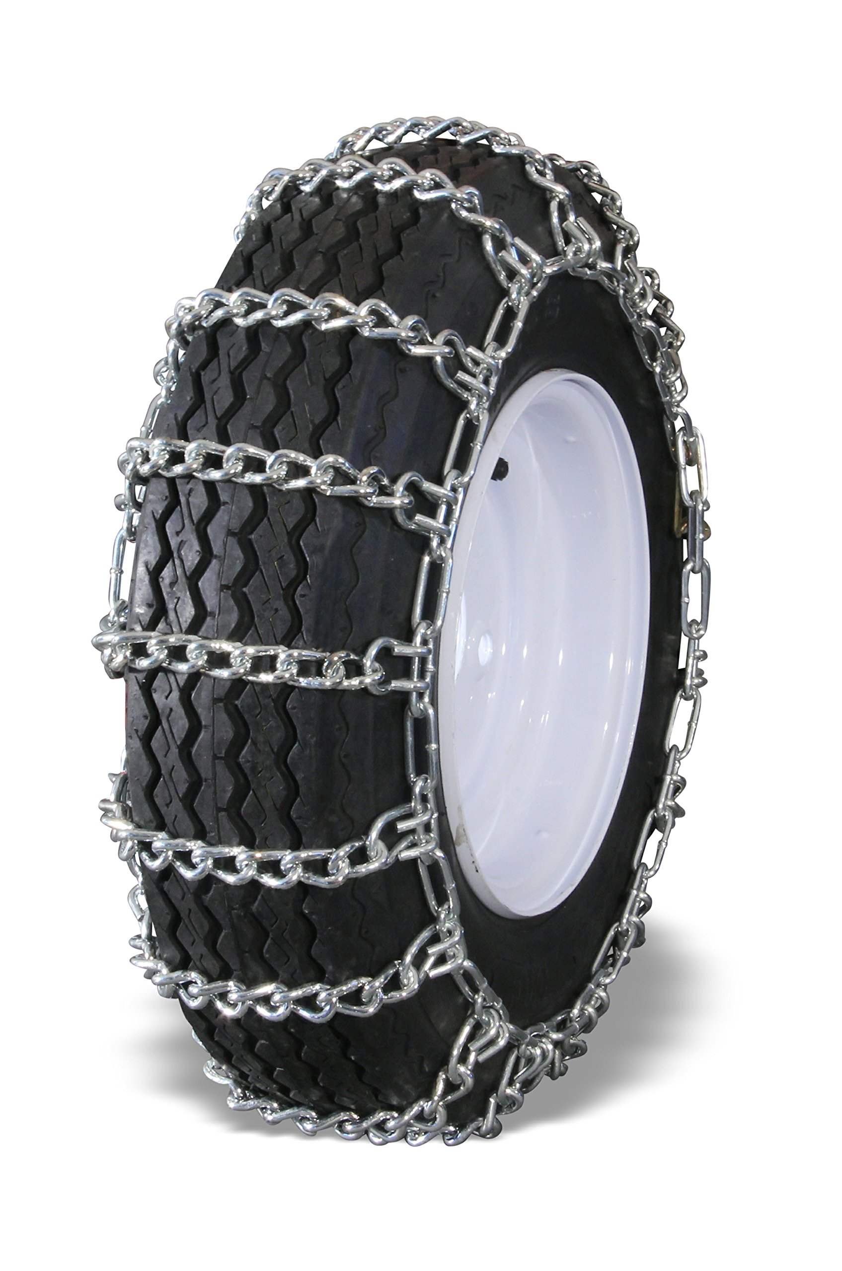 MaxTrac Peerless MTL-309 Garden Tractor 2 Link Ladder Style Tire Chains 13x5.00-6 by MaxTrac