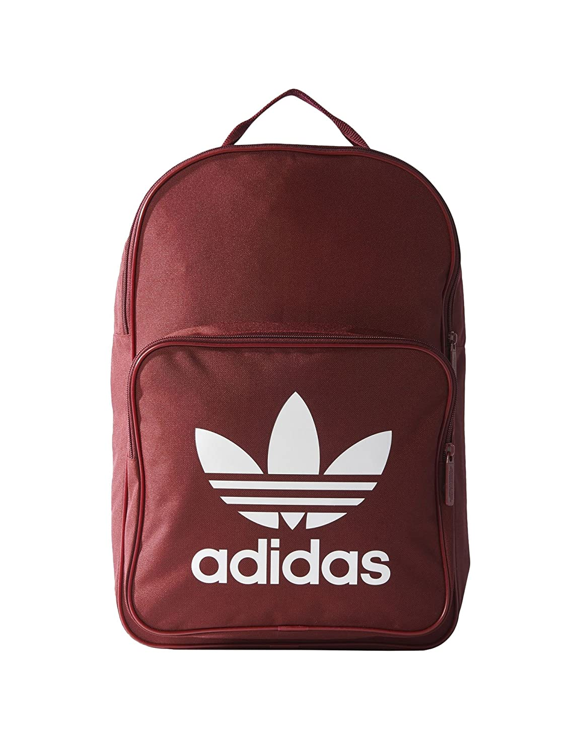 brand new the cheapest on feet shots of adidas Unisex Bp Clas Trefoil Bags