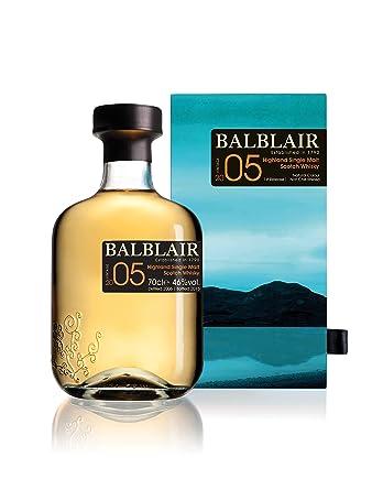 Balblair - 2005 Vintage 10 Year Old - 2005 10 year old