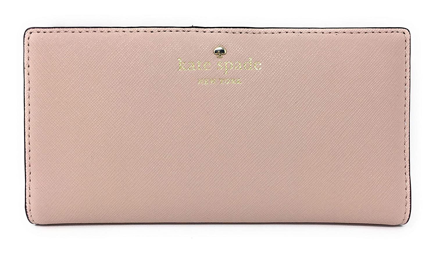 Kate Spade New York Mikas Pond Stacy Saffiano Leather Wallet DDU JP845557