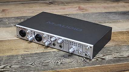 Amazon.com: M-Audio 1814 – Tarjeta de sonido (24 bits – 192 ...