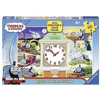 Thomas & Friends - Puzzle, 60 Piezas (Ravensburger 07327 6): Juguetes y juegos